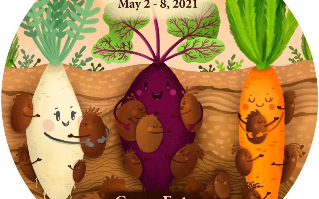 May 8th-15th 2021 International COMPOST Awareness Week